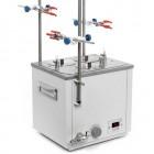 Баня лабораторная ЛБ33-Ш Три рабочих места диаметром 110 мм +5...+200 °С