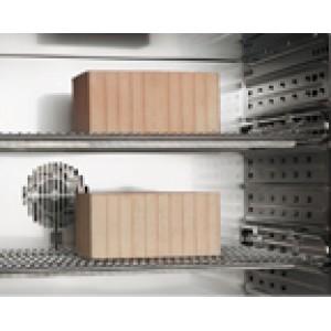 Полка хромированная для термостатов, сухожаров Binder (53 л)
