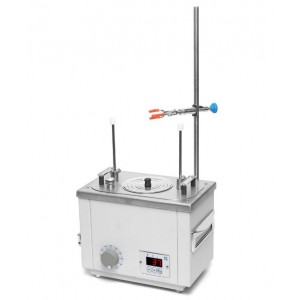 Баня лабораторная ЛБ11-Ш +5...+200 °С одно рабочее место диаметром 110 мм