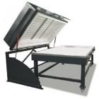 Печь для сплавления стекла с передвижным столом/ванной Nabertherm GFM 520