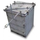 Ящик с подачей газа для моделей Nabertherm N 60/85HA