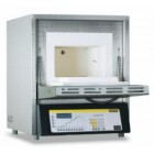 Профессиональная муфельная печь с откидной дверцей Nabertherm L 5/12 (с электрон. регулятором P 180)
