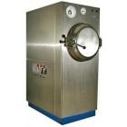 Стерилизатор горизонтальный паровой ГК-100-3 (100 л, полуавтоматический, с вакуумной сушкой)
