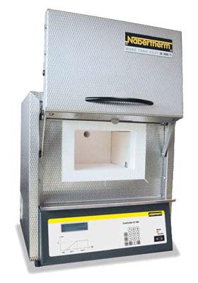 Муфельная печь Nabertherm LT 24/11 с подъемной дверцей