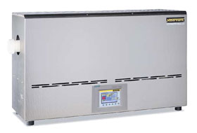 Компактная трубчатая печь Nabertherm R 100/750/13, трехзонная, с контроллером H100