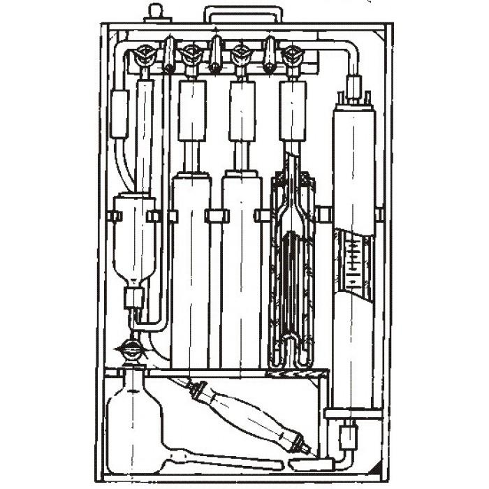 газоанализатор кга 1 1 цена